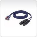 Cinch - XLR kabels