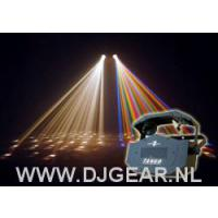 JB Systems lichteffecten