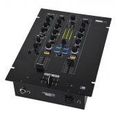 Reloop RMX-22i Digitale 2+1 channel DJ Mixer met FX en aansluiting voor tablet of smartphone
