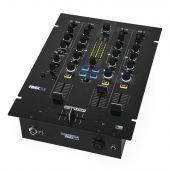 Reloop RMX-33i Digitale 3+1 channel DJ Mixer met FX en aansluiting voor tablet of smartphone