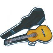 DIMAVERY ABS koffer voor klassieke gitaar