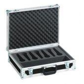 ROADINGER Microphone Case voor  7 Microfoons black