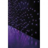 Showtec Star Dream 6x3m 144 White LED's - incl. controller
