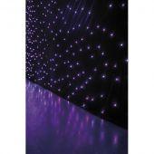 Showtec Star Dream 6x3m RGB 128 LED's - incl. controller