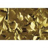 Showtec Show Confetti Metal Gold, Hearts, 1 kg Flameproof