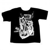 Dap Audio Showtec  t-shirt Size M