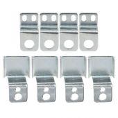 Artecta Olympia Surface Kit 4 Hooks For 60x60 LED Panels