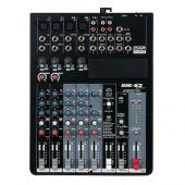 d2282 Dap Audio GIG-83CFX 8 Channel live mixer incl. dynamics & DSP