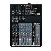 d2283 Dap Audio GIG-104C 10 Channel live mixer incl. dynamics
