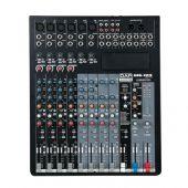 D2285 Dap Audio GIG-124CFX 12 Channel live mixer incl. dynamics & DSP