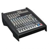 Dap Audio GIG-1000CFX 12-kanaals live-mixer incl. dynamiek, DSP en 1000W versterker
