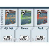 Producer module HIP HOP uitloop produkt speciale prijs