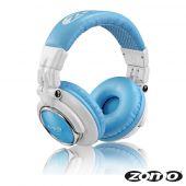 Zomo hoofdtelefoon HD-1200 wit-blauw