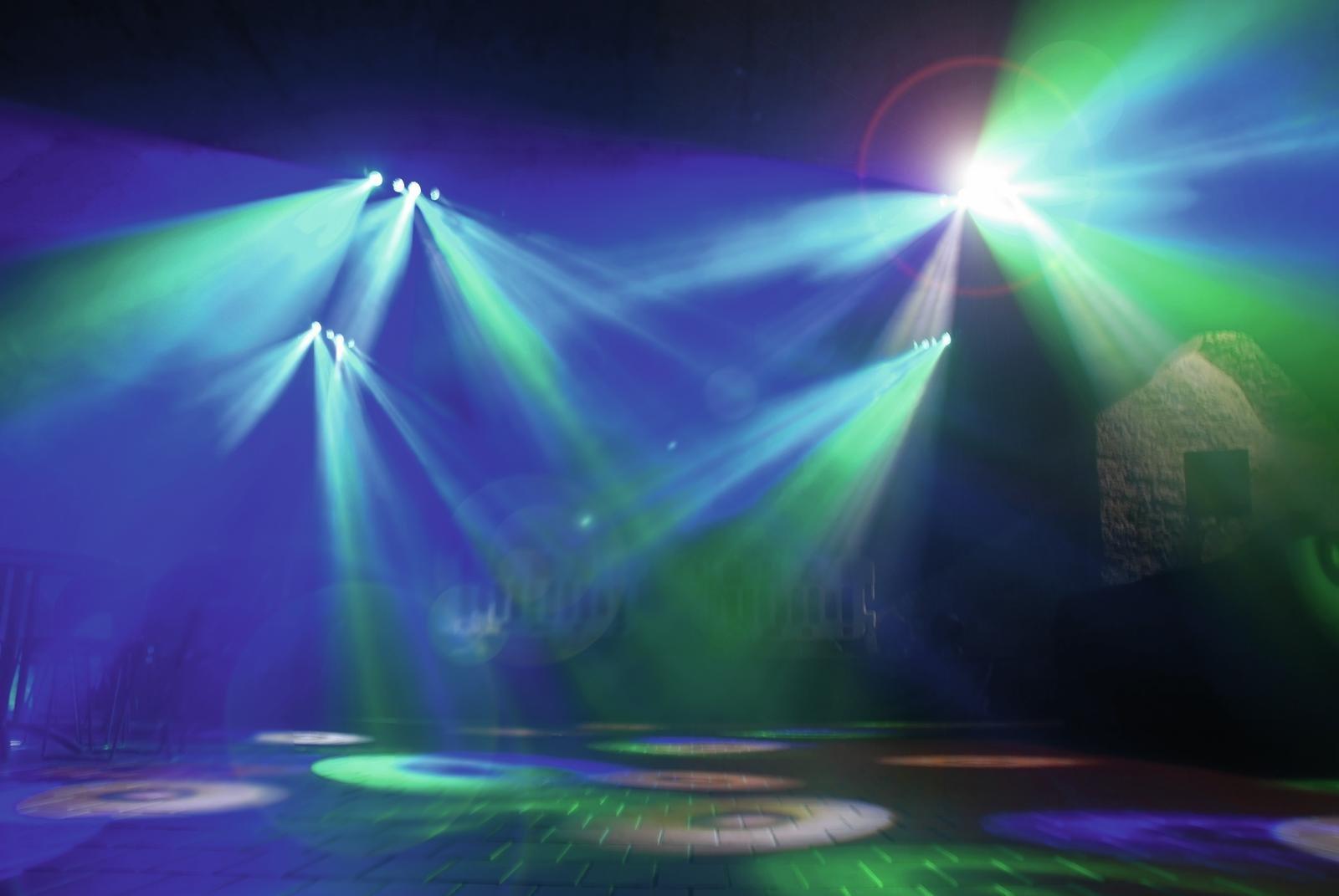 Disco Lichteffecten