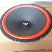 Cerwin Vega 152WR speaker origineel 90's 15 inch woofer restored