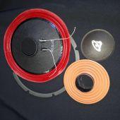 Cerwin Vega PSW 10 recone kit vintage origineel Cerwin vega