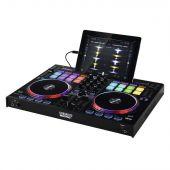 Reloop Beatpad 2 Cross Platform DJ-CONTROLLER voor de iPad, Android & MAC