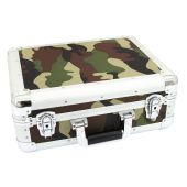 ROADINGER CD Case ALU digital booking rounded camo