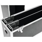 ROADINGER Flightcase 2x LCD ZL60