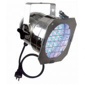 Showtec LED Par 56 Short Polished DMX int.fuse/large filter