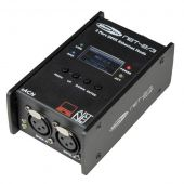 Showtec  NET-2/3 Pocket 2 Channel Artnet node, 3p XLR