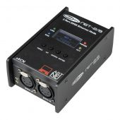 Showtec  NET-2/5 Pocket 2 Channel Artnet node, 5p XLR