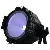 EUROLITE LED ML-56 COB UV 80W Floor black