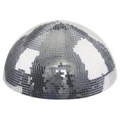 Showtec Halfmirrorball 40 cm