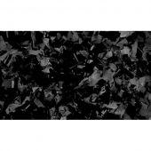 Showtec Show Confetti Metal Black, Rectangle, 1 kg Flameproof