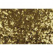 Showtec Show Confetti Metal Gold, Pixiedust, 1 kg Flameproof
