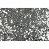 Showtec Show Confetti Metal Silver, Pixiedust, 1 kg Flameproof