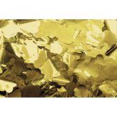 Showtec Show Confetti Metal Gold, Flowers, 1 kg, Flameproof