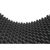 Roadinger Isolerende mat, noppen hoogte 70 mm, 50 x 100 cm