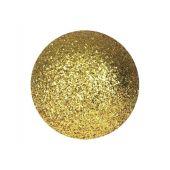 EUROPALMS Deco Ballen 3,5cm, goud, glitter 48x