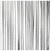 Showtec String Curtain 4(h)x3(w)m 4 m lang, grijs