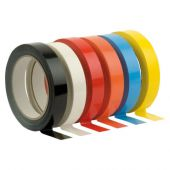 Showtec PVC Tape 19 mm/66 m, zwart