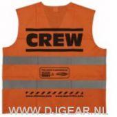 Security-jacket Orange