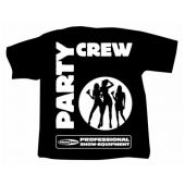 Showtec T-Shirt Partycrew maat M