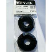 Technics vervangings Earpad set voor RP DH 1200 Black Leather
