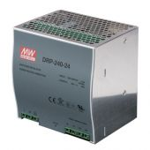 Meanwell LED Power Supply Dinrail 240 W 24 VDC MEAN WELL DRP-240-24