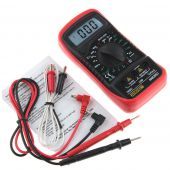 Aneng Digitale Multimeter met temperatuur meter