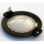"""Diafragma ND350 Voor RCF ND350, CD350, CD400 Driver 44.4mm 1.75 """"VC44.4mm oem aftermarket product Passend inART710-A MKII, 712-A MKII, 715-A MKII, DL10A"""