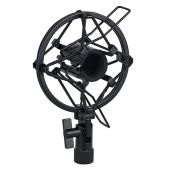 DAP Microfoon houder 22-24 mm Black anti shock mount