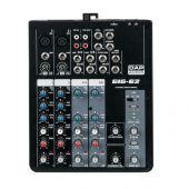 d2281 DAP GIG-62 6 Channel live mixer