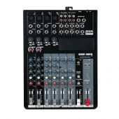 d2283 DAP GIG-104C 10 Channel live mixer incl. dynamics