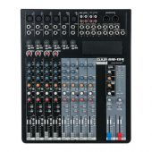 d2284 Dap Audio GIG-124C 12 Channel live mixer incl. dynamics