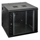 Showgear RCA-WMH-9 9U Network Cabinet with glass door