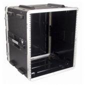 Showgear audio Rack case 12 HE ABS case