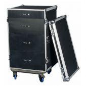 Showgear 16HE Rack Lade Case
