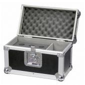 Dap Flightcase voor 6 microfoons